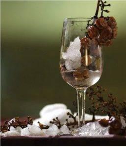 Les vins de glace